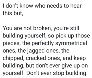 [Image] Keep building