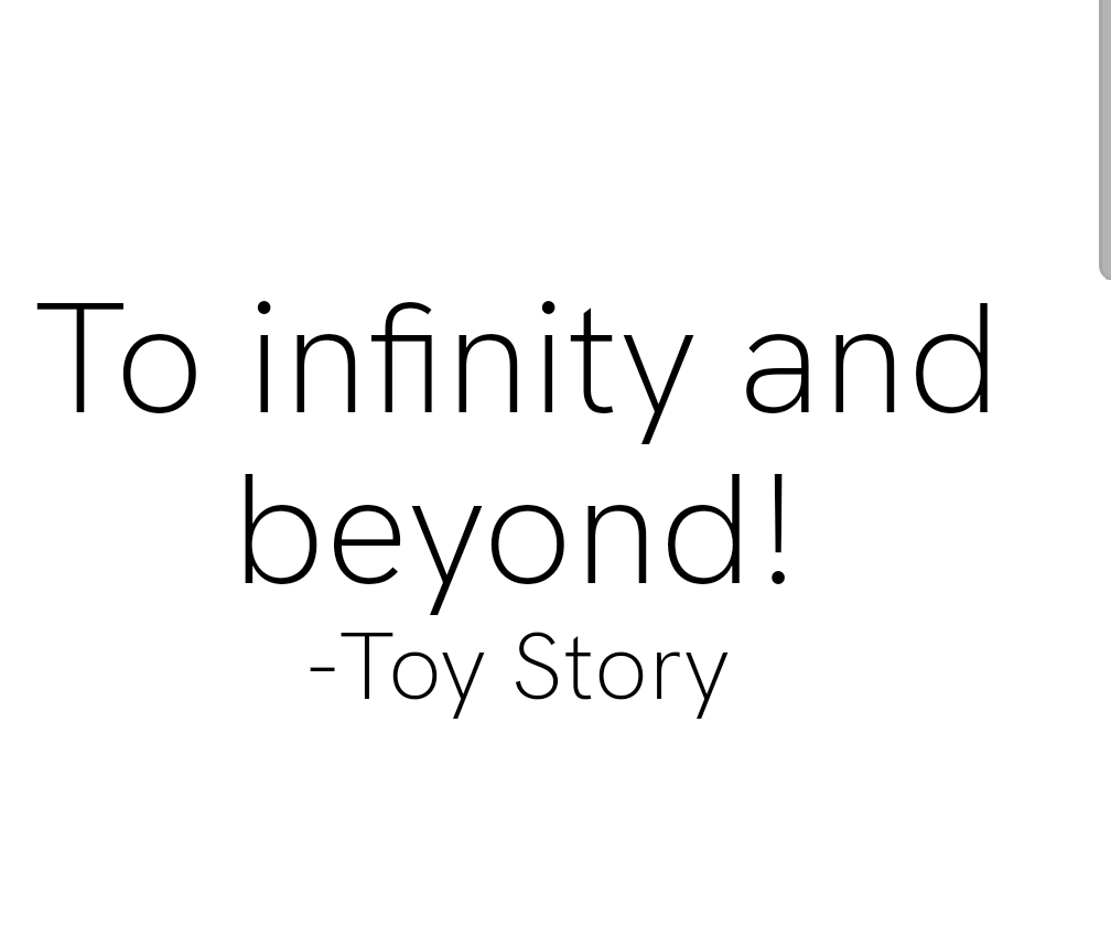 To infinity and beyond – Toy Story [1008×841]