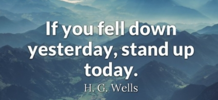 [Image] Stand up!