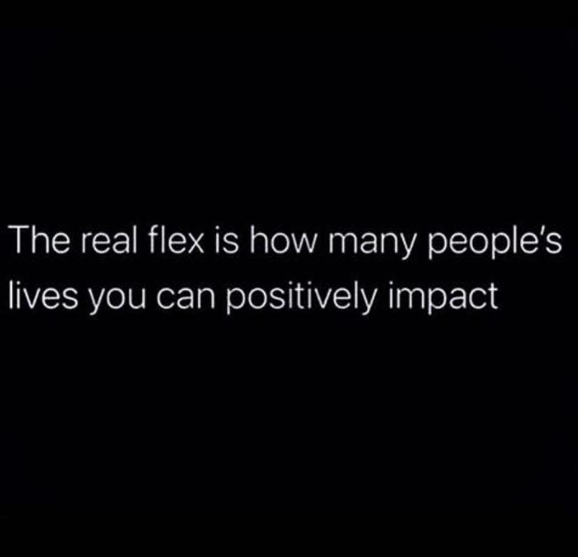 [Image] The real flex