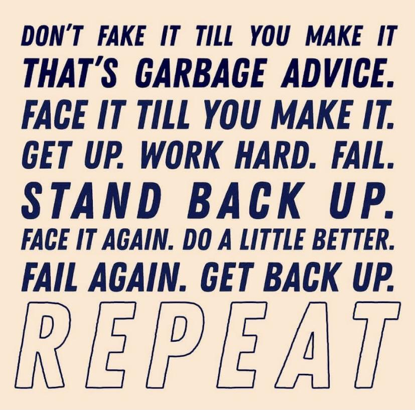 [Image] Get back up