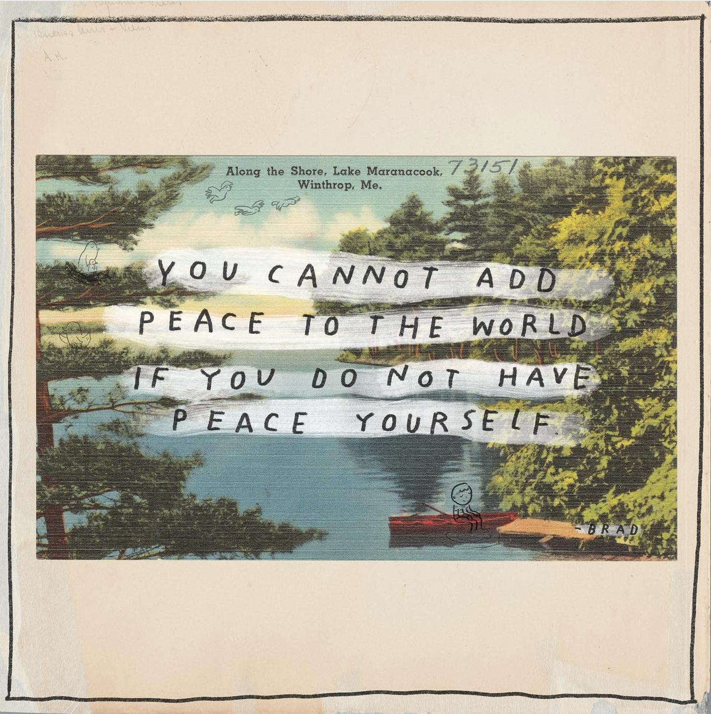 [IMAGE] Inner Peace…