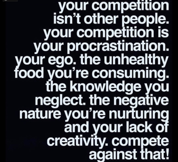 [Image] Understand your competition