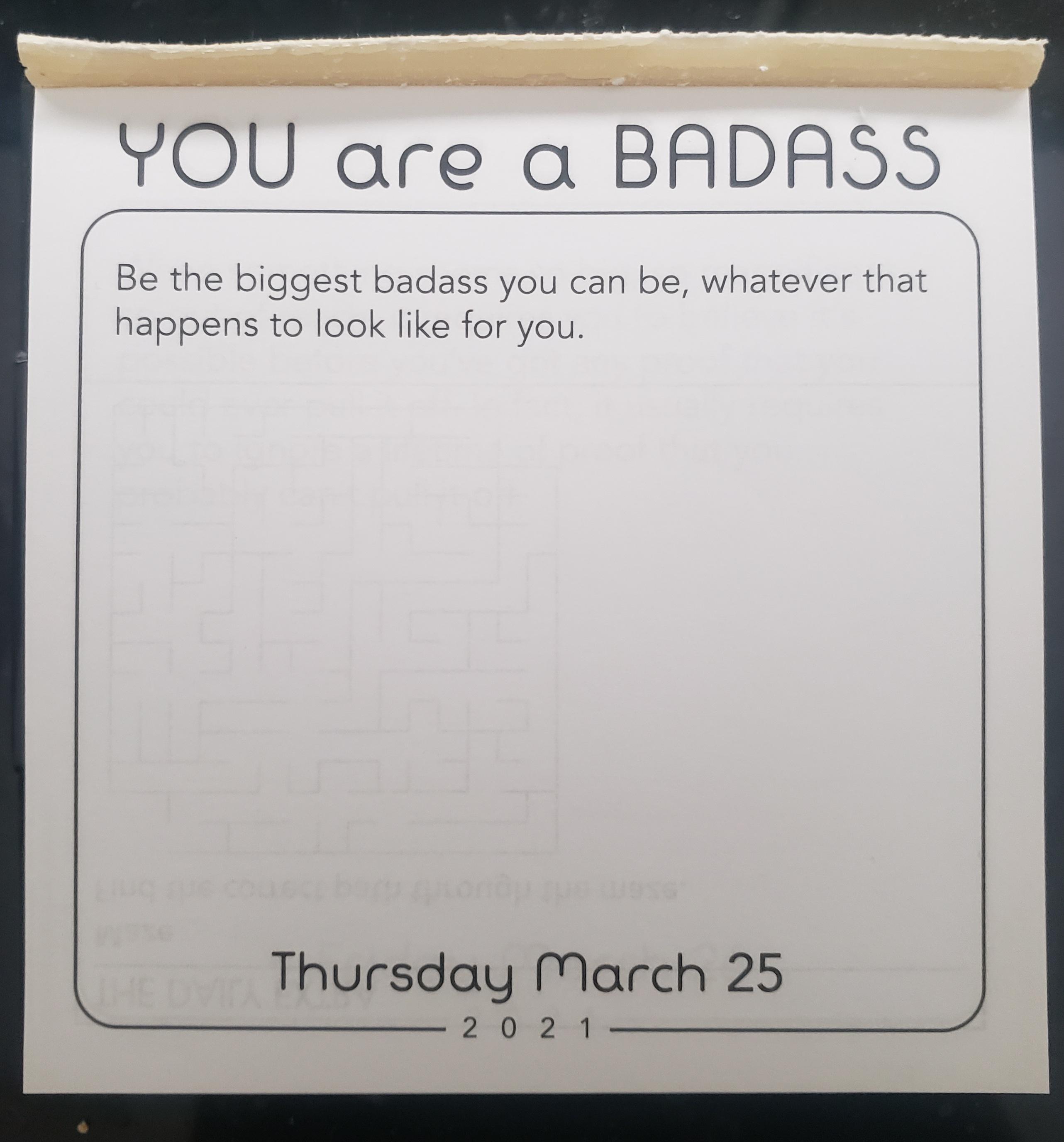 [Image] Thursday Motivation