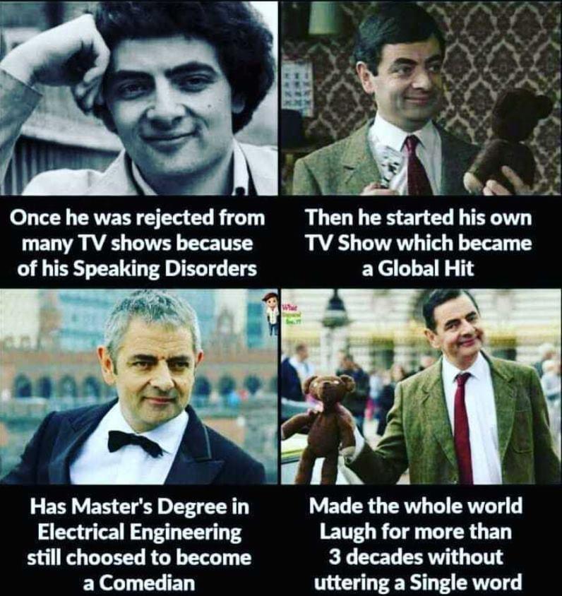[Image] Mr. Bean