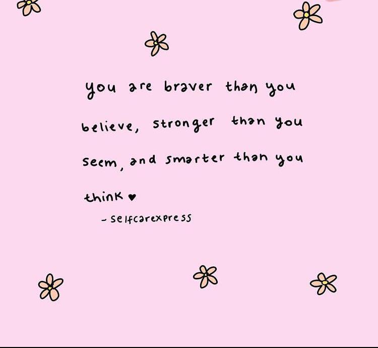 [Image] Never underestimate yourself