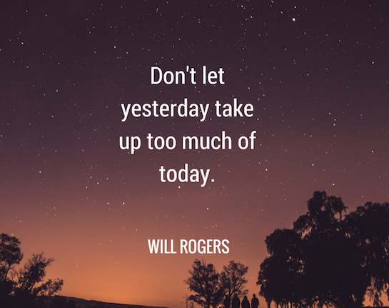 [Image] Today is a new day