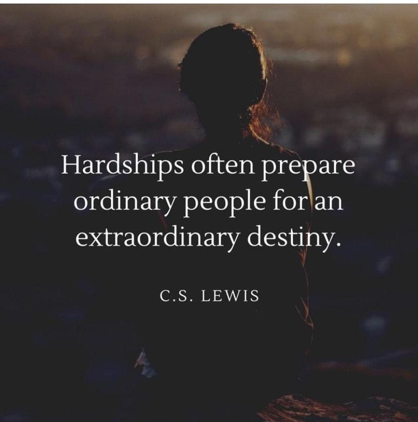 [Image] You're headed for an extraordinary destination.