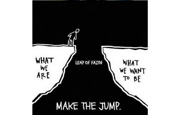 [Image] Make the jump.