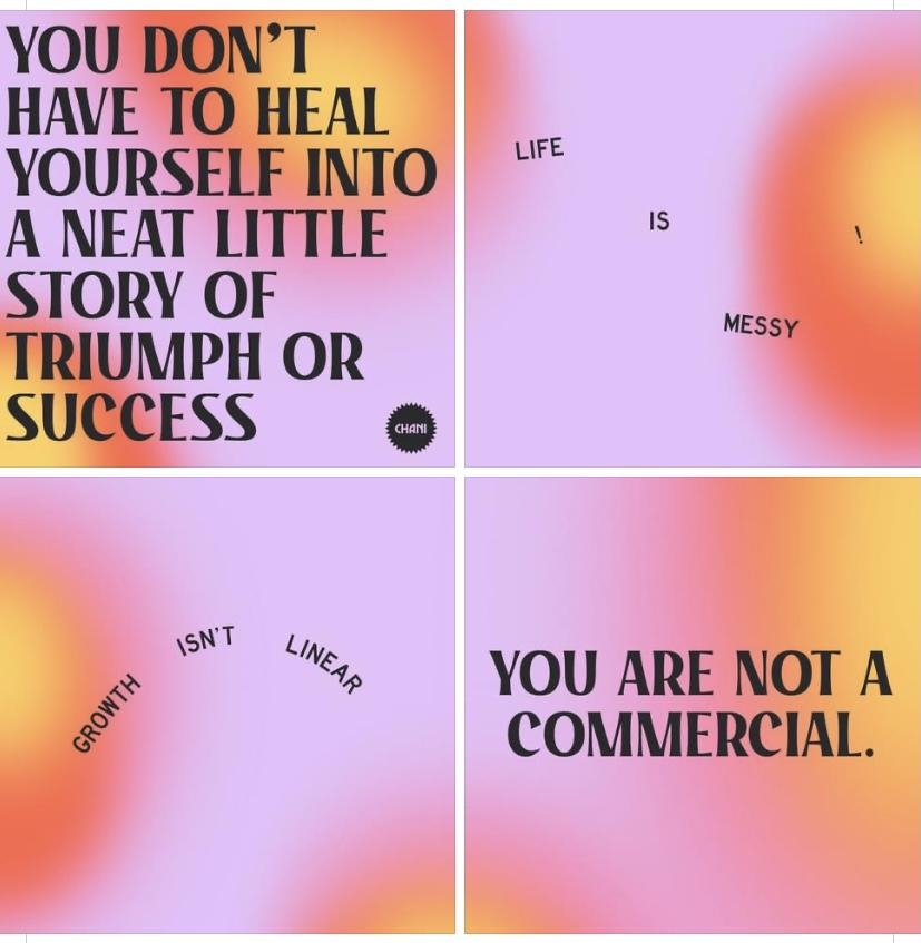 [Image] You're not a commercial.