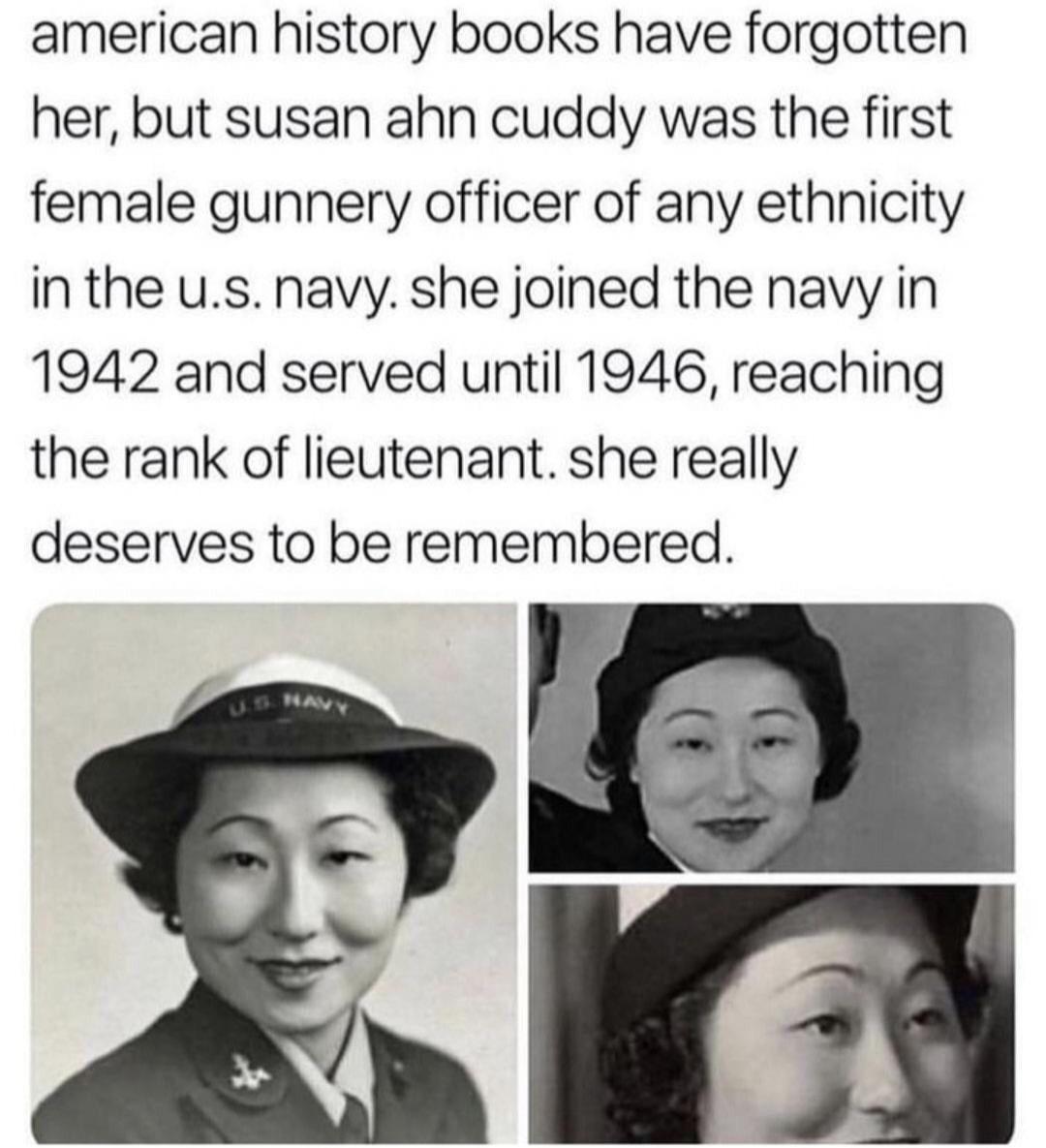 [Image] Susan Ahn Cuddy