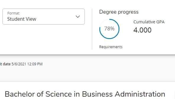[image] I've been struggling with school for years. Falling behind, Dropping classes, withdrawaling, changing majors. Finally I decided to buckle down and make finishing my priority. I don't know how long I can keep up this GPA, but damn does it make me feel good to see.