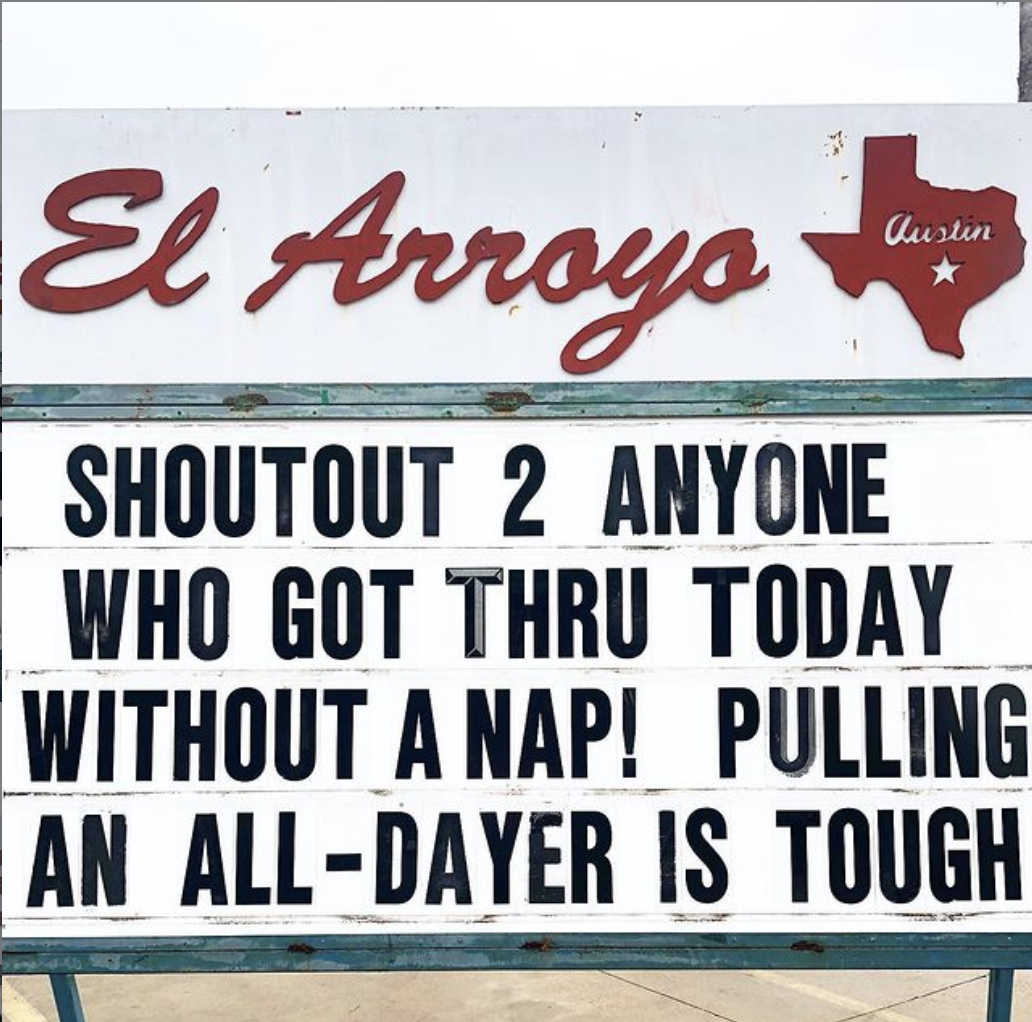 Quoted by: El Arroyo Sign – 5/24/2021 ! [1032 x 1022]