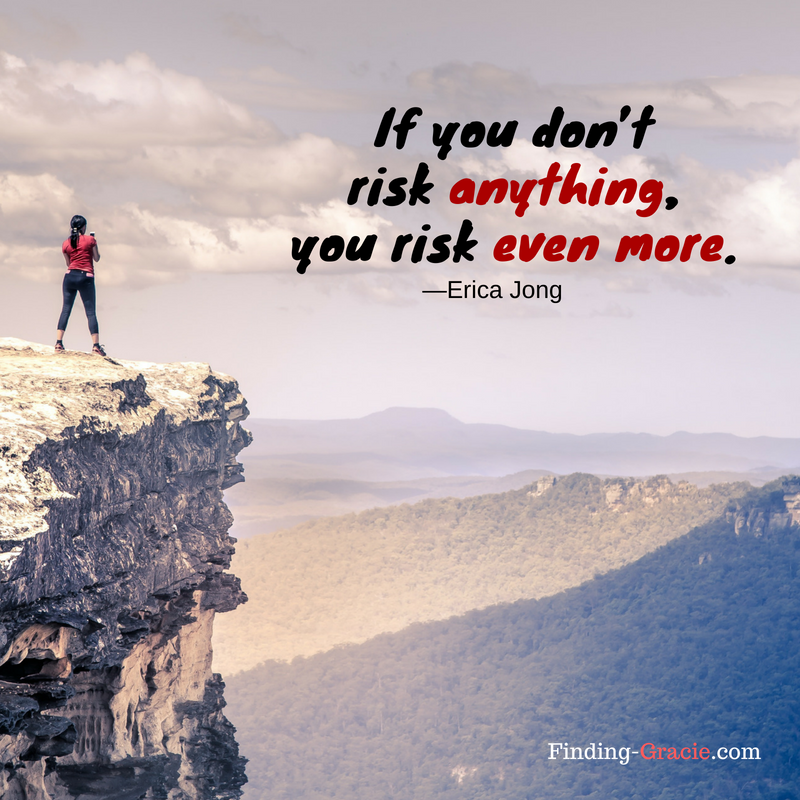 """[Y]ou risk even more."" (Erica Jong.) [800×800]"