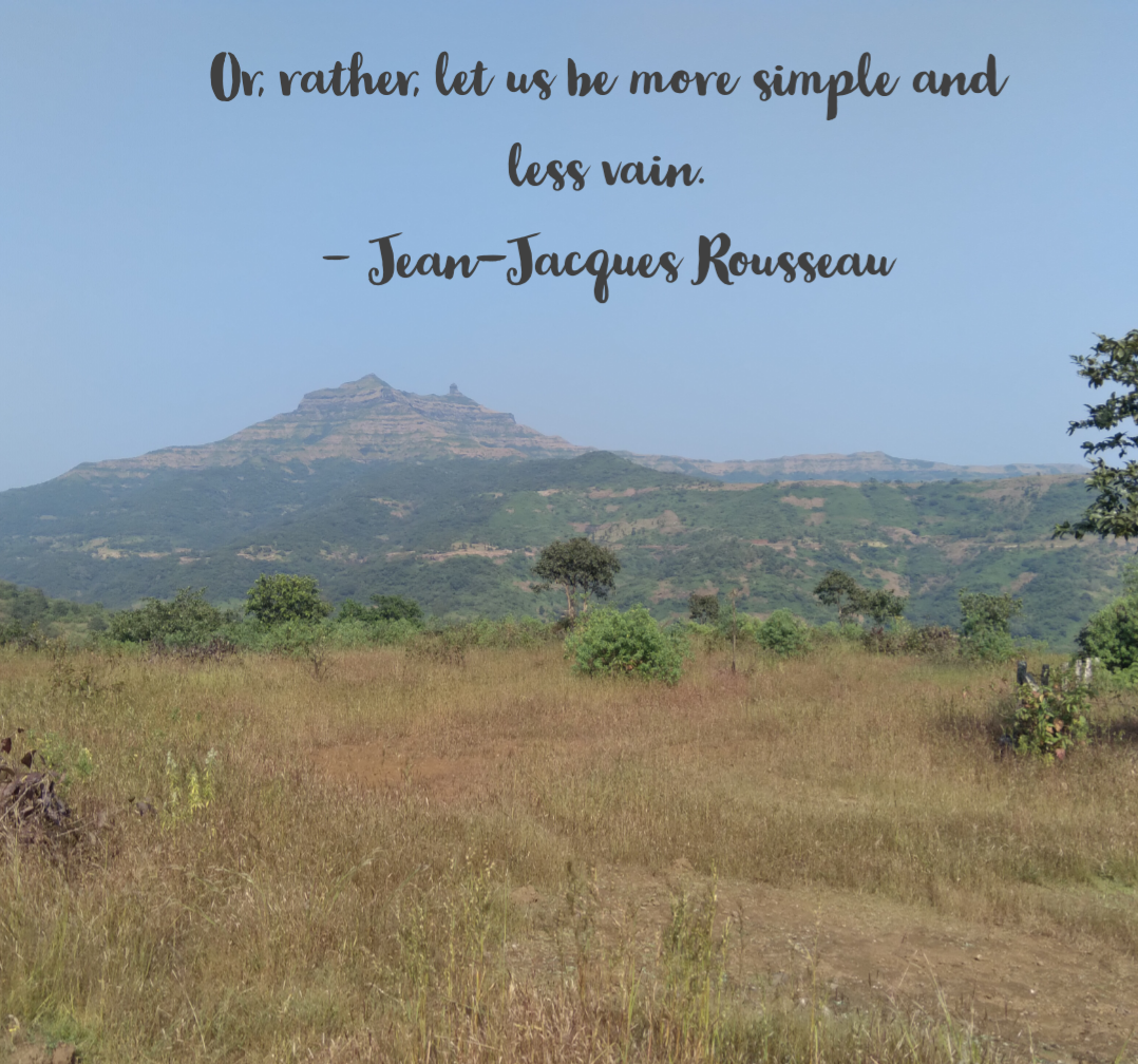Or, rather, let us be more simple and less vain. – Jean Jacques Rousseau [1080×1008]