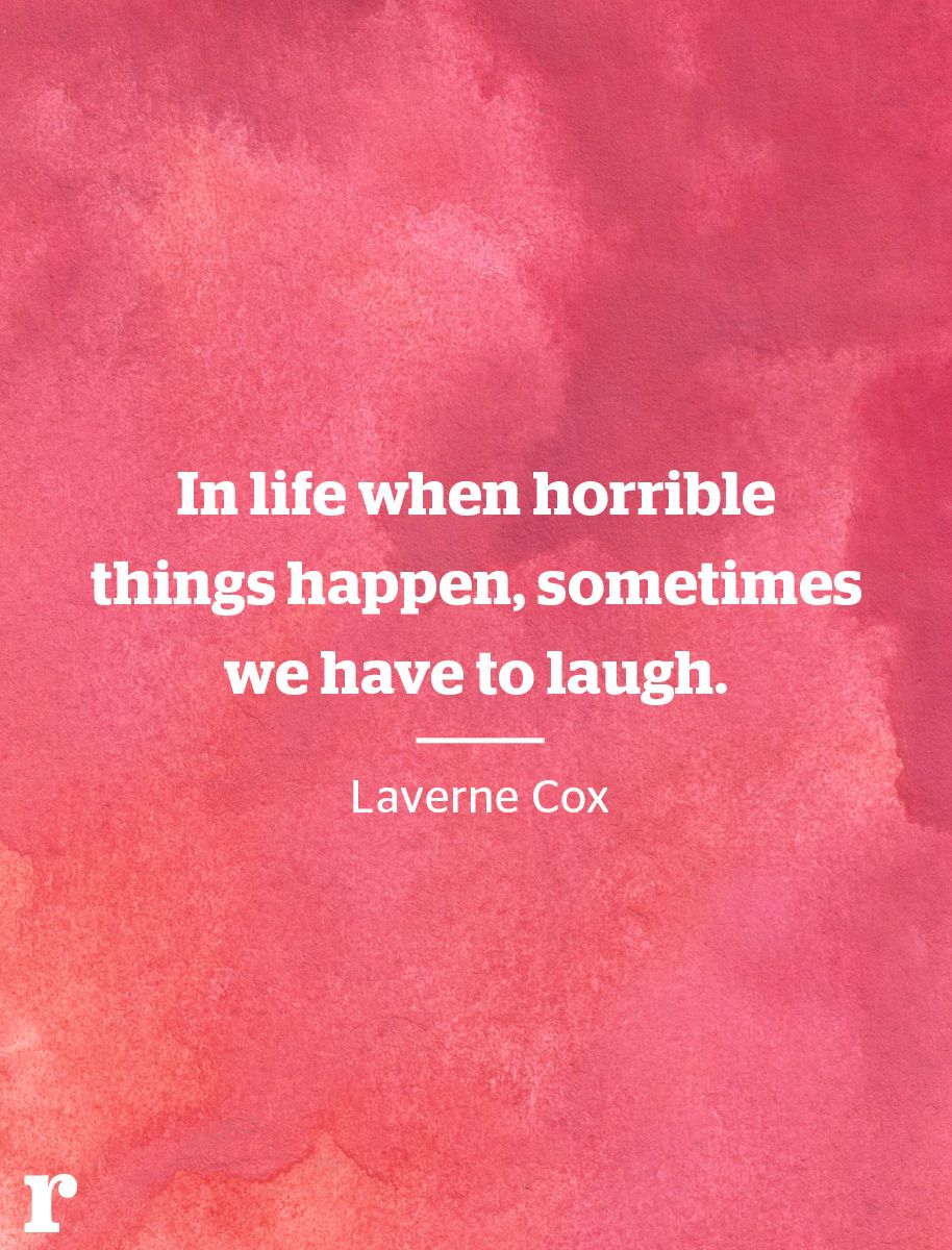 [Image] Learn to laugh at even the horrible things