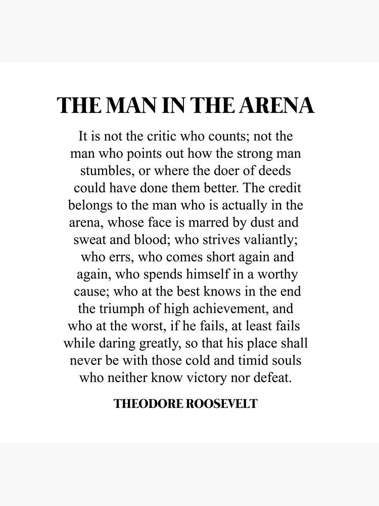 [Image] If they're not in the trenches with you or on the sidelines cheering you on. They're muted. No one but you knows what it took to take that first step. Even when you stumble or fall. You're build for this. So stand in the centre of the Arena because you're not leaving without the prize!