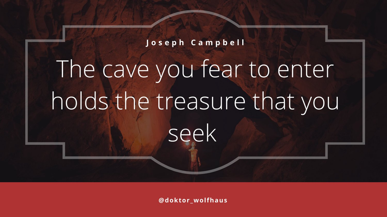 The cave… Joseph Campbell [OS] [1499×843]