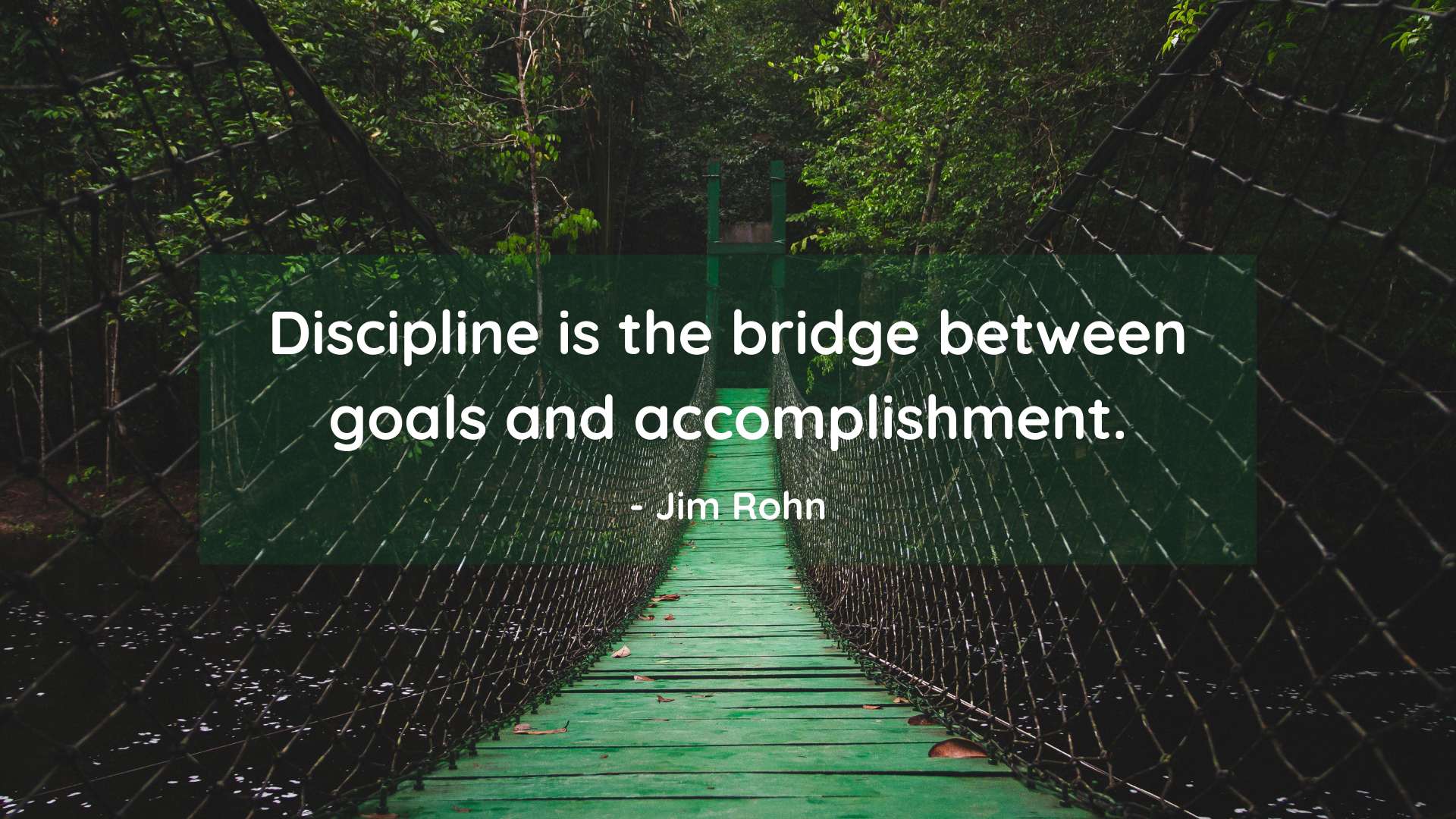 Discipline is the bridge between goals and accomplishment. – Jim Rohn[1920×1080]