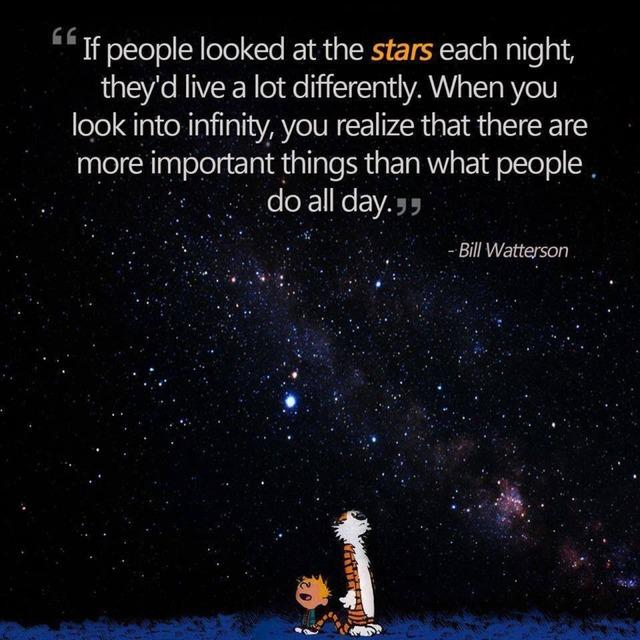 """[Image] Bill Watterson, cartoonist and author of """"Calvin and Hobbes""""."""