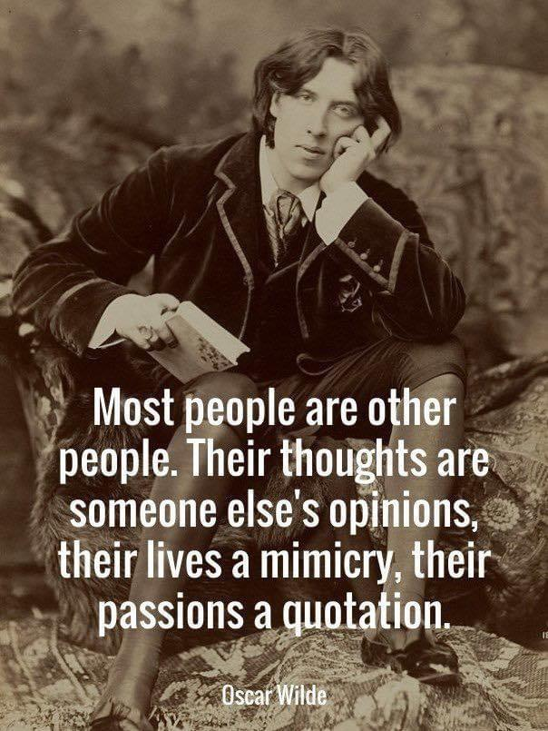 Most people are other people… [670×590]