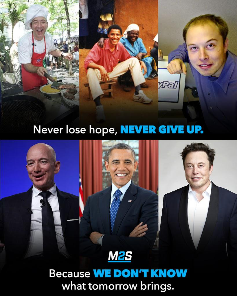 [Image] Never Lose Hope