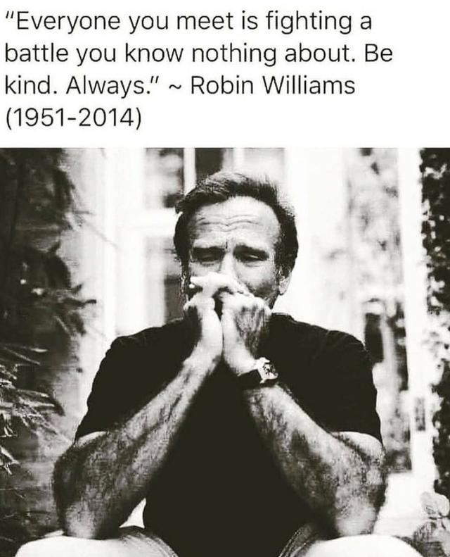 [Image] Always be kind!