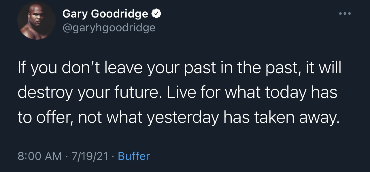[Image] focus on the now