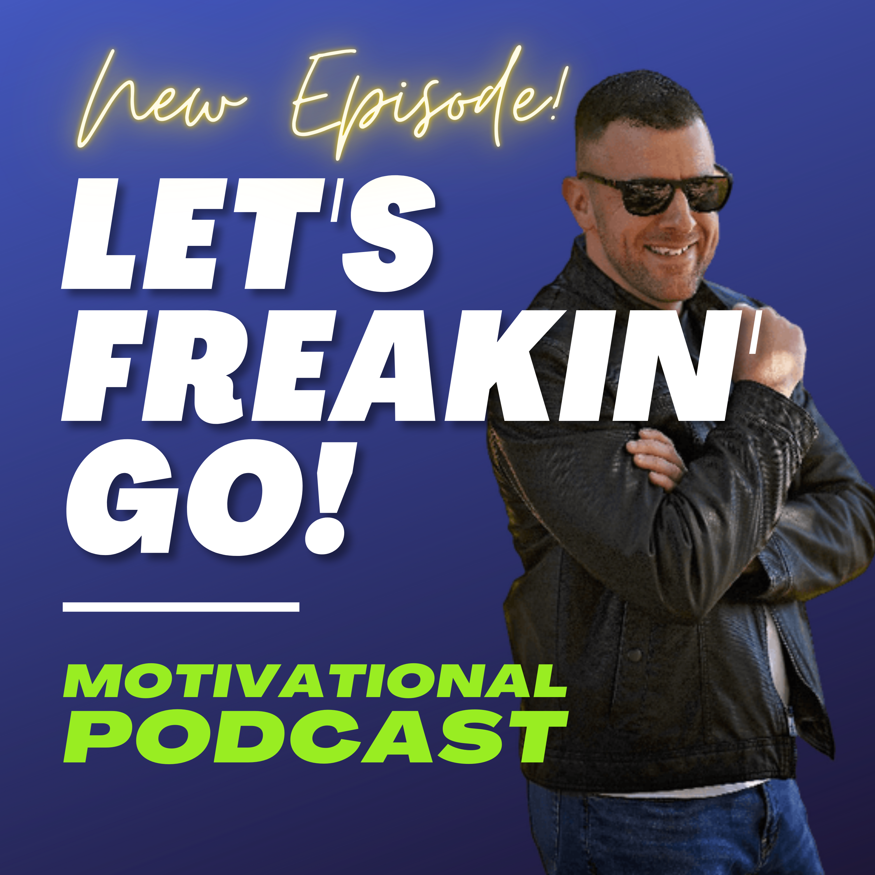 Starting Motivational Podcast Looking For Feedback [Image]
