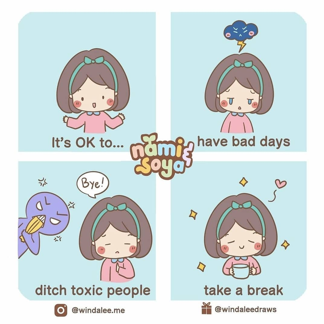 [Image] It's ok to have bad days