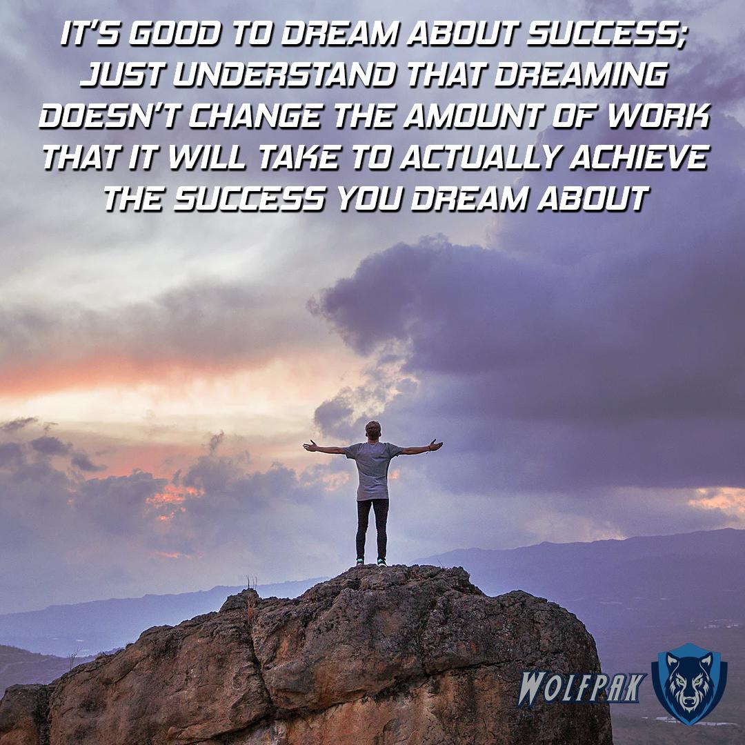 [Image] Dreams of Success