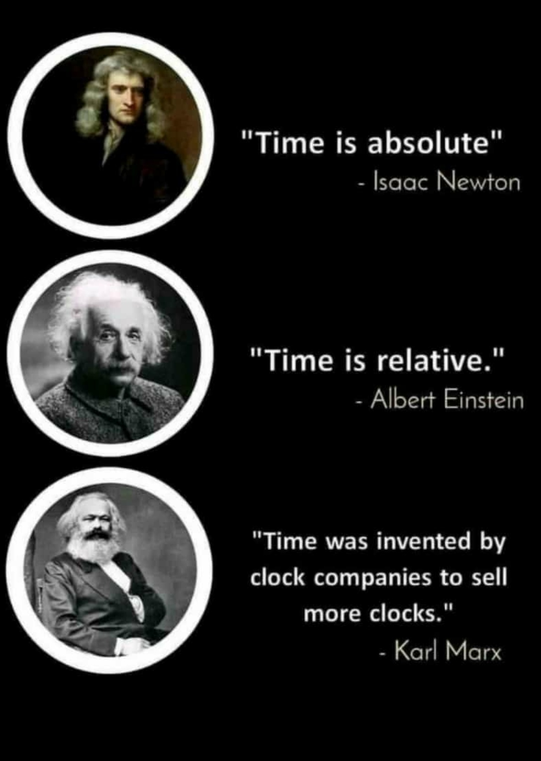 Can some verify the quote by Karl max , was it really said by him?[1080×1518]