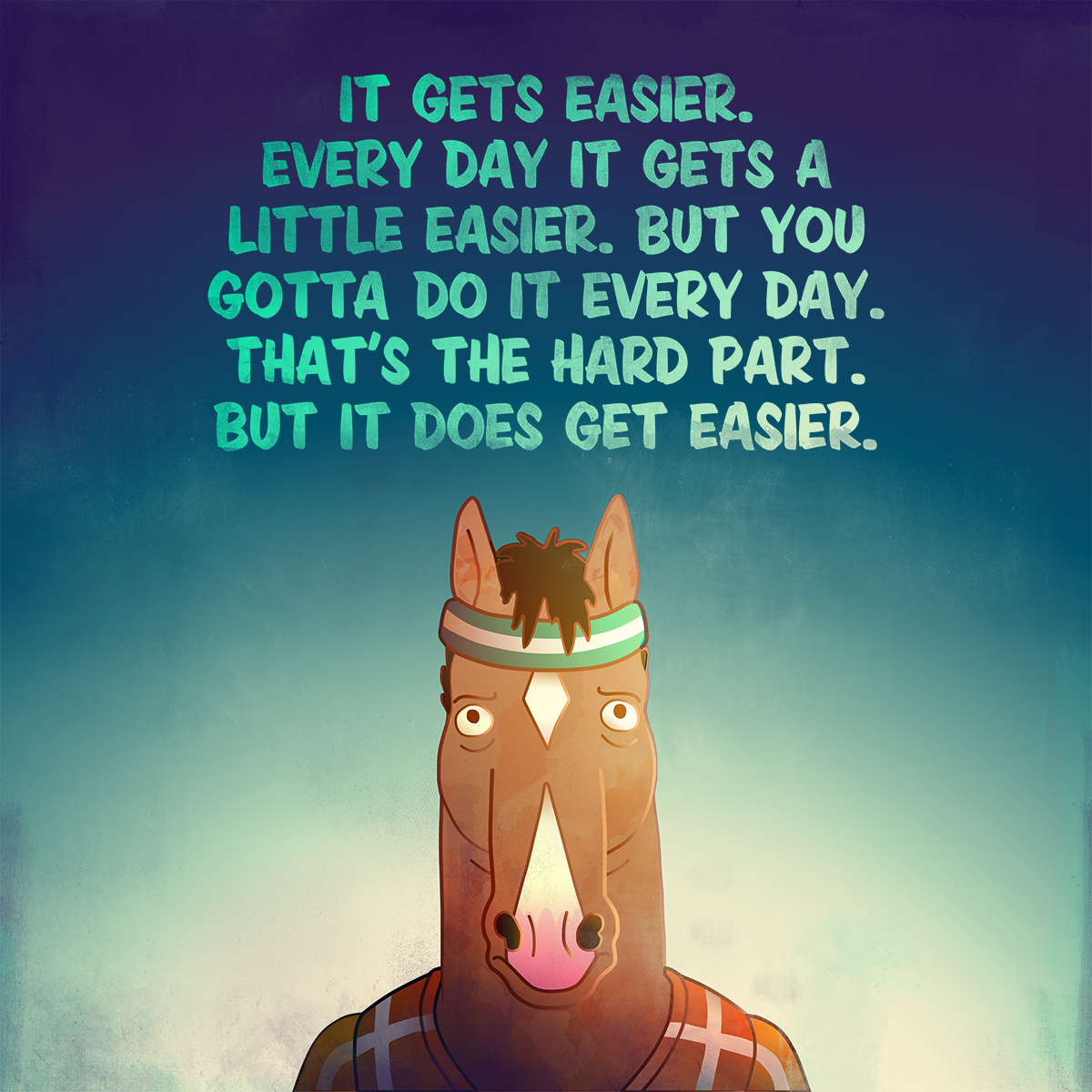 [Image] Perseverance is key!