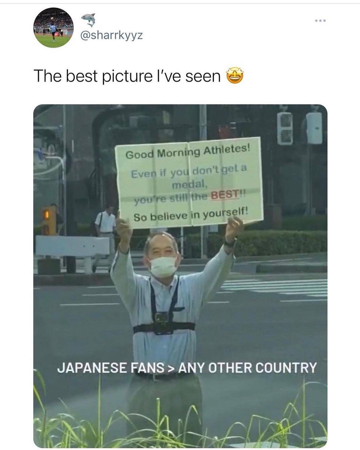 [Image] This guy in the Tokyo Olympics
