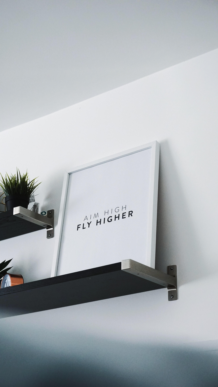 Aim High, Fly Higher [3376 × 6000]