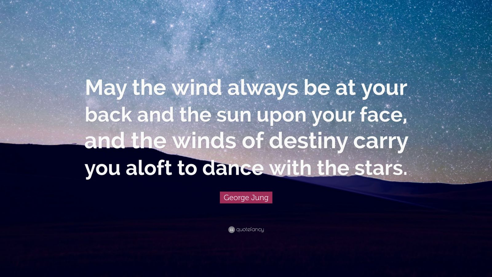 """""""May the wind always be at your back…."""" – George Jung (1600×900)"""