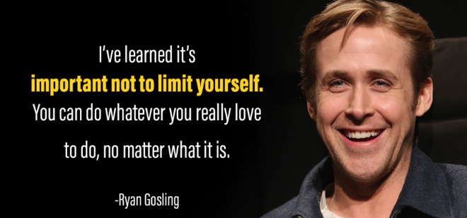 [Image] Important not to limit YOURSELF!!!