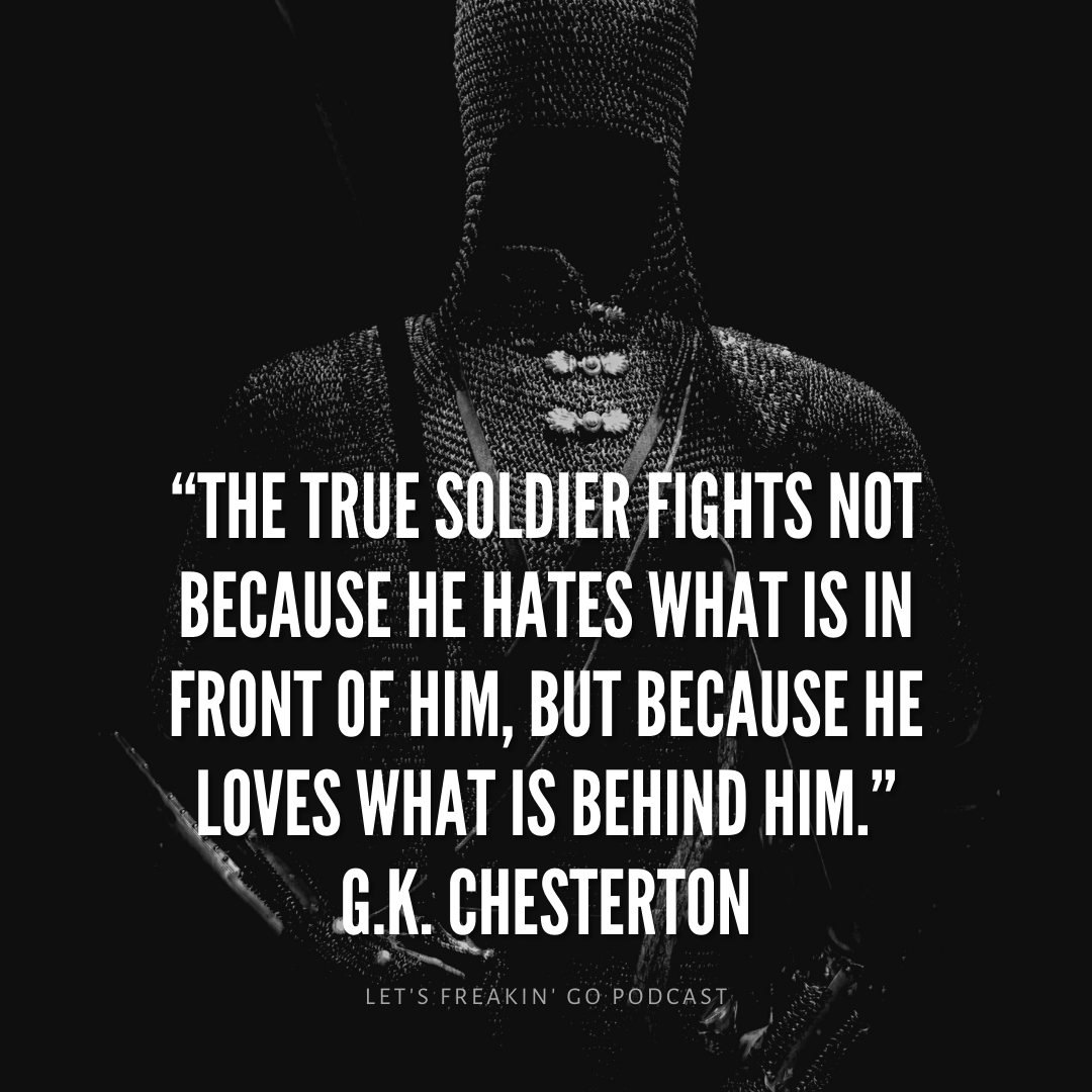 True Soldier [image]