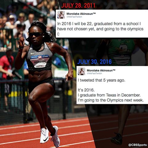 [Image] she said it , she did it !