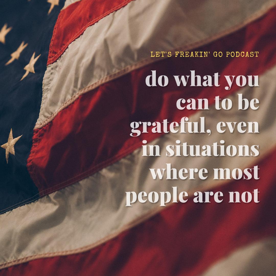 Gratitude always wins! [image]