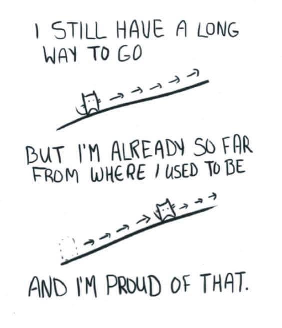 [Image] Be proud.