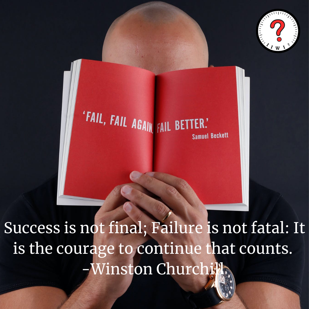 """""""Success is not final; Failure is not fatal: It is the courage to continue that counts."""" -Winston Churchill [1250 x 1250] IG: isitworthitinc !"""