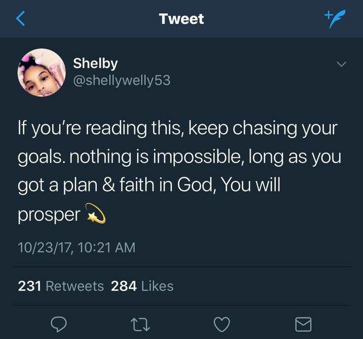 [Image] keep chasing your goals!