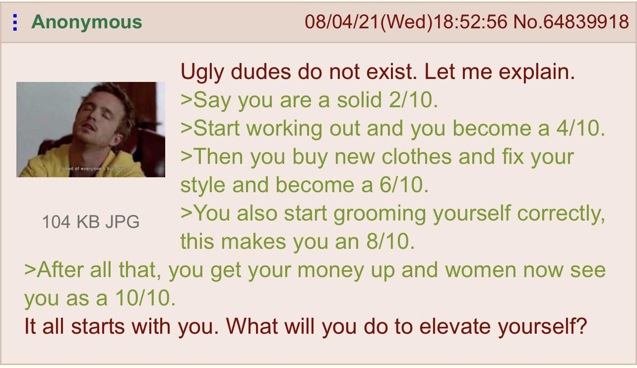 [Image] Anon is Motivational