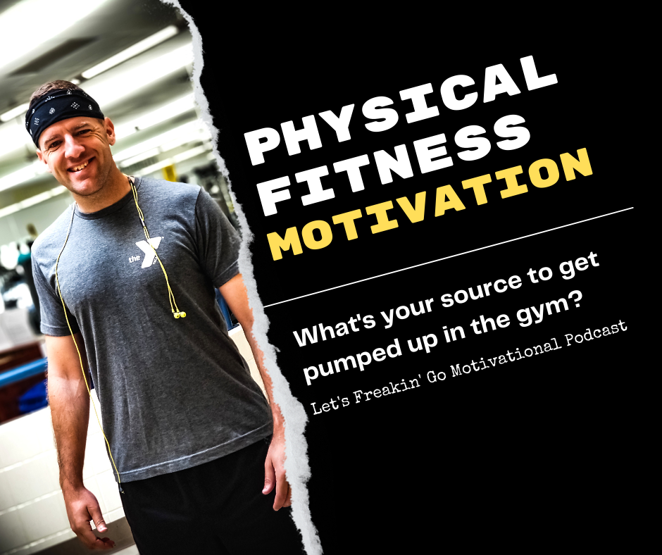 What gets you pumped up for the gym? [image]