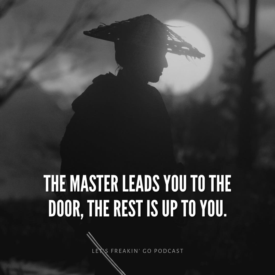 Open the door to greatness [image]