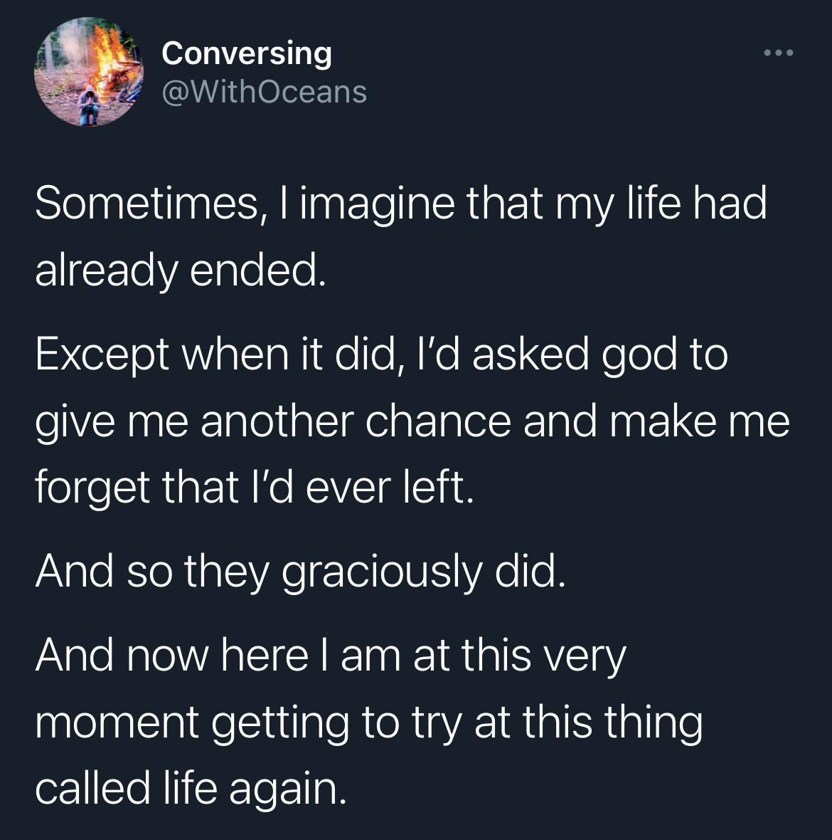 [Image] Another chance