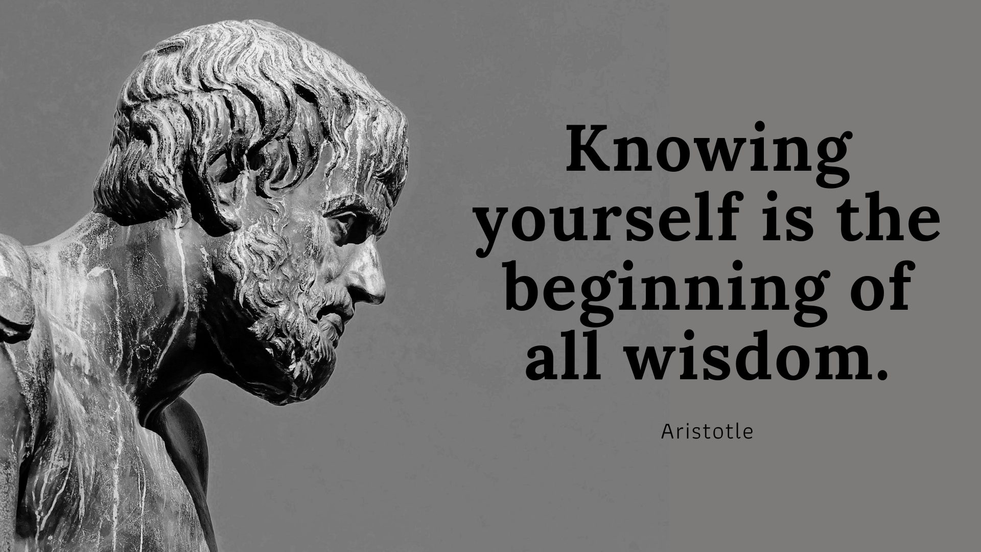 Knowing yourself is the beginning of all wisdom. – Aristotle[1920×1080]