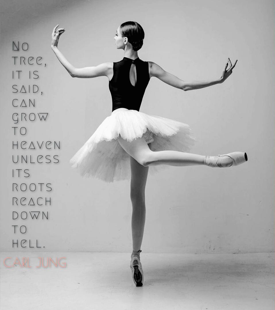 """No Tree…"" – Carl Jung [958×1080]"
