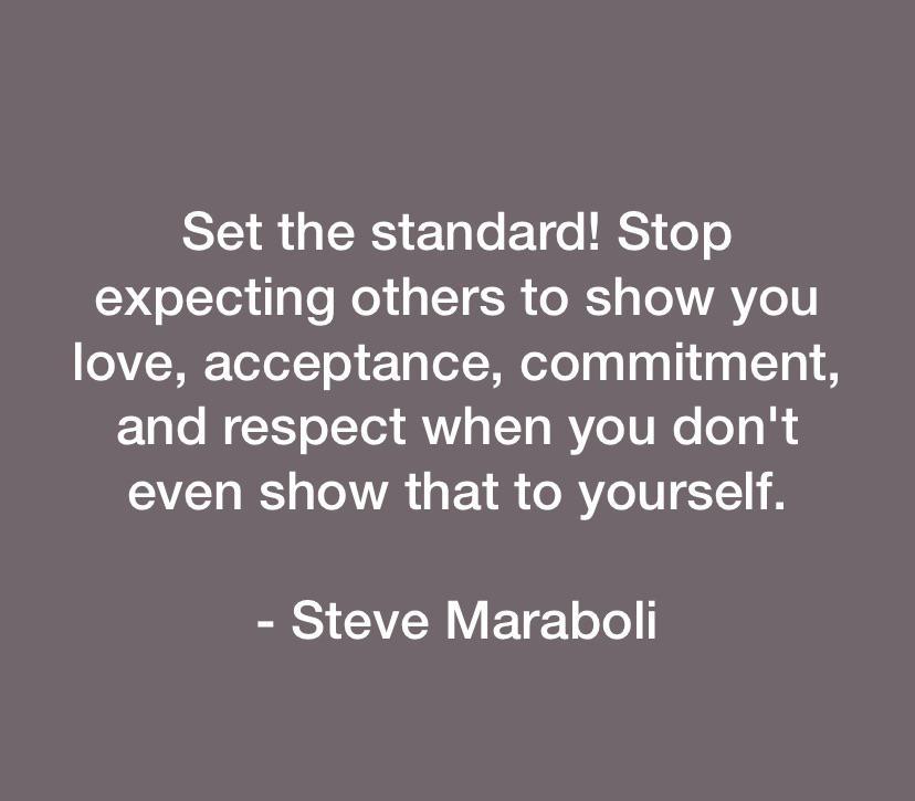 [IMAGE] Set the standard.